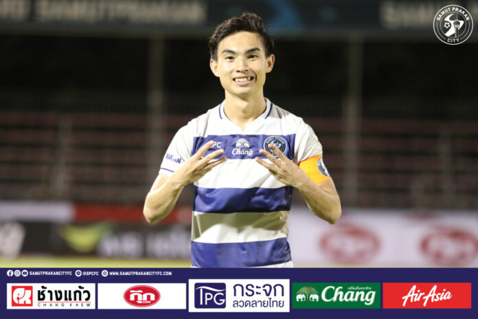 เจริญศักดิ์ คว้าตำแหน่งแข้งยอดเยี่ยมไทยลีกสัปดาห์ที่ 3 ไทยลีก 1
