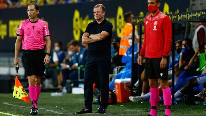 บาร์ซา ไร้คูมัน คุมทีมสองเกม ลาลีกา สเปน