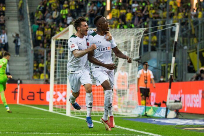 ซากาเรียซัดชัยพากลัดบัคเชือดดอร์ทมุนด์ 1-0 บุนเดสลีกา เยอรมัน