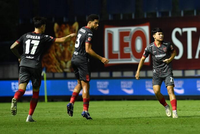 เมืองทองฯยึดสถิติจ่ายบอลมากที่สุดหลังจบไทยลีกนัด7 ไทยลีก 1
