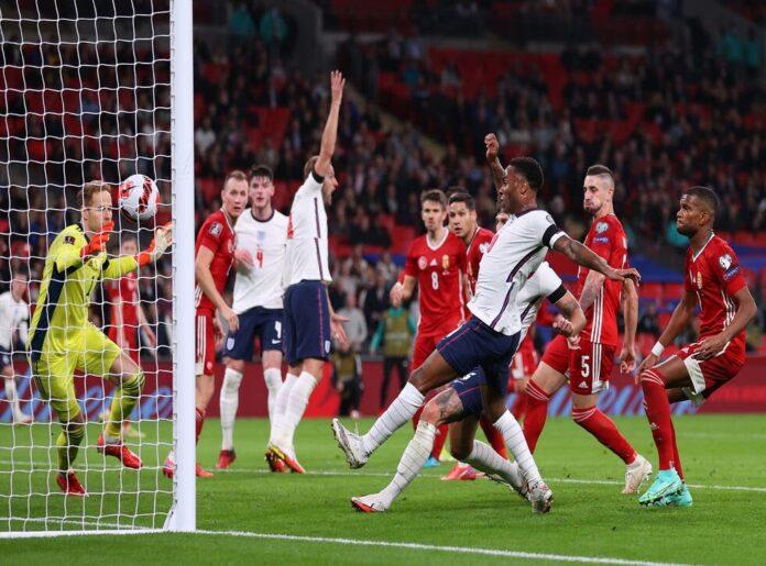 """""""สิงโต""""ได้แค่แต้มเดียวคัดบอลโลกไล่เจ๊าฮังการี1-1 ทีมชาติ"""