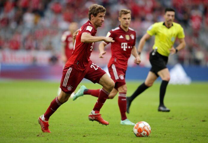 แฟรงค์เฟิร์ตมาหวะบุกเชือดเสือใต้ท้ายเกม 2-1 บุนเดสลีกา เยอรมัน