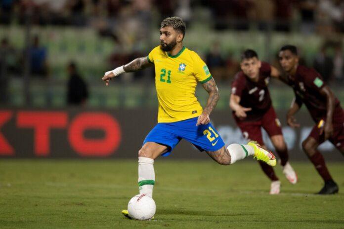 บ๊วยเกือบติดคอ! บราซิลเร่งแซงเวเน 3-1 ทีมชาติ