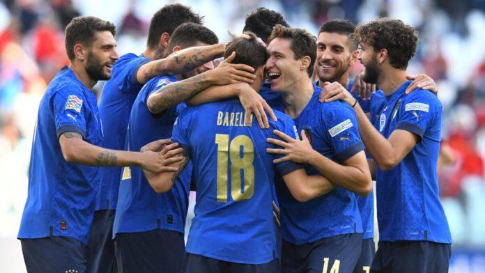 คานช่วย! อิตาลี แม่นกว่าอัด เบลเยียม 2-1 ทีมชาติ