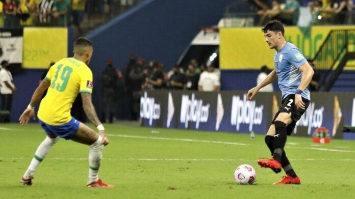 บราซิล ใส่ไม่ยั้งจัดหนักอุรุกวัย 4-1 ทีมชาติ